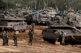 الكابينيت يجتمع اليوم.. جيش الاحتلال: إرسال لواء مدرعات إلى محيط غزة واستعداد لعدة أيام من المواجهة