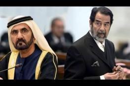 بن راشد يكشف أسرار لقاءاته بصدام حسين والقذافي.. ماذا حصل مع صدام قبل الغزو؟