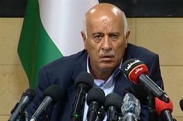 جبريل الرجوب: ناصر القدوة أخطأ واستمراره يعني تخليه عن دوره القيادي بفتح