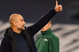 غوارديولا يكشف سر تحسن مستوى مانشستر سيتي في الفترة الأخير