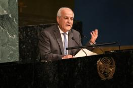 منصور: الاحتلال يواصل فرض القيود بحق شعبنا ومقدساته حتى في شهر رمضان