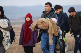 """عقب ضوء أخضر.. مهاجرون يتدفقون إلى """"أدرنة"""" التركية قاصدين أوروبا (فيديو)"""