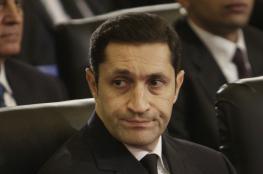 """نجل مبارك يفند الشكوك بمغزى تغريدته عن """"صفقة القرن"""""""
