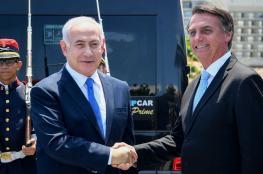 الرئيس البرازيلي يعد بنقل سفارة بلاده إلى القدس بشرط !