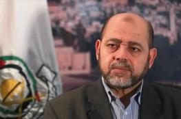 أبو مرزوق يتحدث لشهاب عن آخر مستجدات القضية الفلسطينية