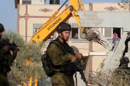 """وزير إسرائيلي يطالب بـ""""هدم"""" منازل و""""طرد"""" عائلات منفذي العمليات"""