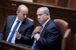 """استطلاعان إسرائيليان: """"الليكود"""" 27 مقعدا وتمثيل """"يمينا"""" يتراوح بين 22 و24 مقعدا"""