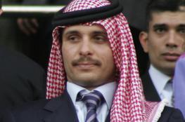الجيش الأردني: طُلب من الأمير حمزة بن الحسين التوقف عن تحركات تستهدف أمن الأردن