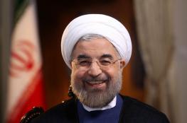 روحاني: العقوبات الأمريكية لا ثؤثر علينا اطلاقاً