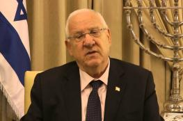 """تهجم على الجندي """"الدقامسة"""".. رئيس الكيان الإسرائيلي: الأردن صديق مخلص """"لإسرائيل"""""""