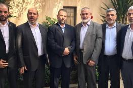 حماس تعلن عن وفدها الرسمي لحوارات القاهرة