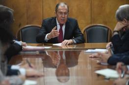 لافروف: صفقة القرن تهدف لتدمير الدولة الفلسطينية والانقسام ذريعة لأمريكا