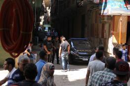 فتاة تفجر عبوة ناسفة خلال مشاجرة في مصر