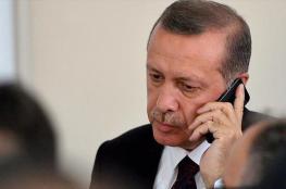 الرئاسة التركية: أردوغان أجرى 20 مكالمة لاحتواء التوتر بالخليج
