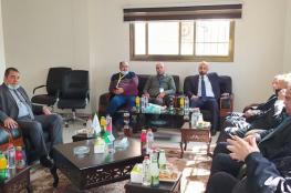 تفاصيل لقاء لجنة الانتخابات ونقابة المحامين في غزة