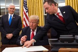 البيت الأبيض: ترامب بحث الخيارات العسكرية ضد كوريا الشمالية