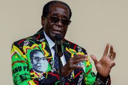 بعد 37 عاما ملتصقا بالسلطة .. رئيس زيمبابوي يجبر على التنحي