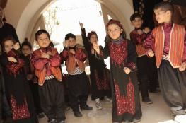 """بلدية غزة تفتتح معرض """" زهر الحنون """" بذكرى يوم الأرض"""