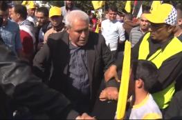 منظمو مهرجان فتح بغزة يعتدون على صحفيين ومواطنين ومطالبات بالتحقيق
