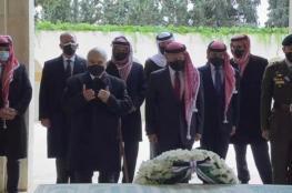 صورة.. الأمير حمزة مع ملك الأردن لأول مرة بعد الأزمة الأخيرة