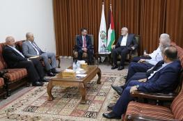 مصدر لشهاب: اللقاءات بين حماس والوفد المصري إيجابية