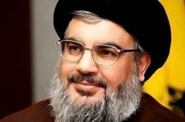 ما حقيقة مرض حسن نصرالله؟.. مسؤول إيراني يُجيب