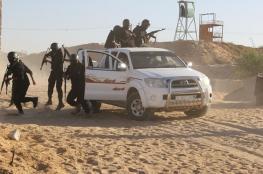 فصائل لشهاب: تفجير رفح إجرامي ويجب الضرب بيد من حديد على من يعبث بأمن غزة