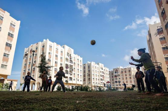 الأشغال: مشاريع بمليار دولار استخدمت لإعادة بناء قطاع الإسكان في غزة خلال 15 عاما