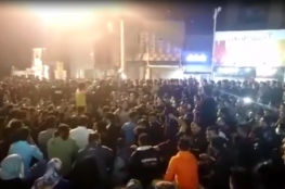 احتجاجات في إيران على رفع أسعار البنزين