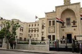 مجلس الشعب السوري يدين الممارسات الإسرائيلية بحق الفلسطينيين