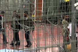 48 Palestinians locked up for over 20 years behind Israeli prison bar