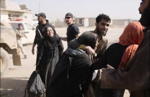 مأساة النازحين من الموصل.. بين التهجير والفقدان