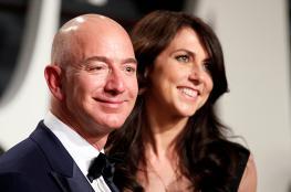 """رسميًا.. مؤسس """"أمازون"""" يدفع لمطلقته أغلى تسوية طلاق في التاريخ"""