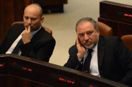 تواصل التراشق الإعلامي بين ليبرمان وبنيت حول قطاع غزة