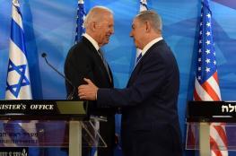 صحيفة معاريف العبرية تكشف عما فعله نتنياهو بعد مكالمته مع بايدن