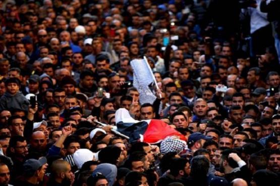 استشهاد قسامي نتيجة خطأ سلاح أثناء رباطه بغزة