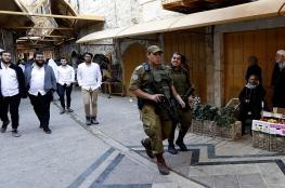 """الفلسطينيون في البلدة القديمة بالخليل.. حياة بنكهة """"نكد"""" المستوطنين"""
