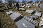 """""""تحطيم"""" المقابر اليهودية مستمر في الولايات المتحدة"""