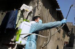 """مركز حقوقي يُحذّر من """"كارثة"""" إنسانية وصحية بغزة بسبب تفشي """"كورونا"""""""