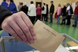 ارتفاع طفيف بنسبة المشاركة في انتخابات فرنسا
