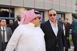 تطور مفاجئ في أزمة النادي الأهلي المصري مع تركي آل الشيخ