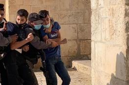 اقتحامات جماعية للمستوطنين للأقصى في يوم عرفة والاحتلال يعتقل 6 مرابطين
