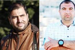 """أجهزة السلطة تعتقل 4 صحفيين في الضفة بينهم مراسل """" شهاب"""""""