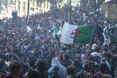 استمرار احتجاجات الجزائر للأسبوع الـ48