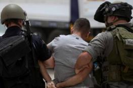 الاحتلال يعتقل طالب ثانوية عامة من الخليل