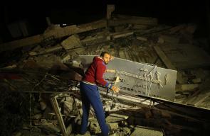 الأضرار الناجمة عن القصف الإسرائيلي المتواصل على قطاع غزة