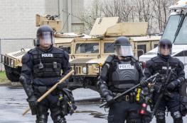 حظر التجول في المدن الكبرى بولاية مينيسوتا بعد مقتل رجل أسمر على أيدي الشرطة