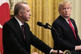 شاهد.. صحفية تركية تُحرج ترامب ويتهرب من سؤالها بمؤتمر مع أردوغان