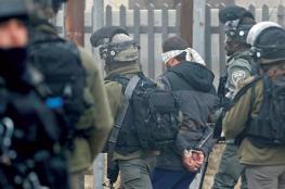 الاحتلال يشّن حملة اعتقالات في الضفة