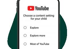 يوتيوب تطلق ميزة تسمح للآباء بالتحكم بما يشاهده أطفالهم